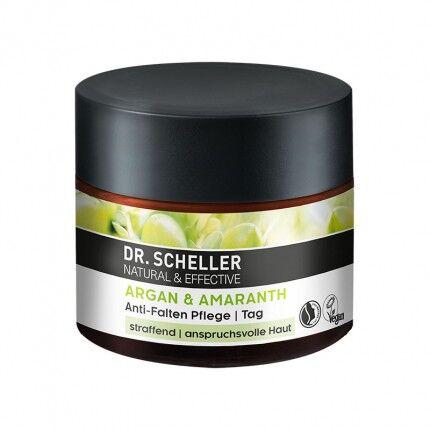 Dr. Scheller, Soin de jour anti-rides huile d'argan et amarante