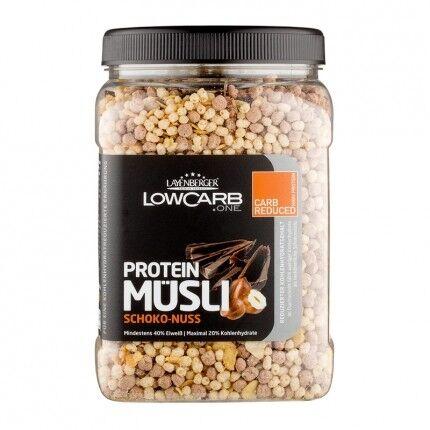Layenberger, LowCarb.one muesli protéiné choco-noisette