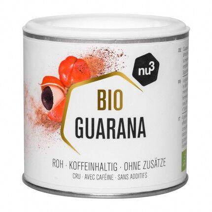 nu3 Poudre de Guarana Bio