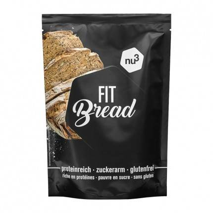 nu3 Fit Bread, Pain protéiné, préparation pour pâte