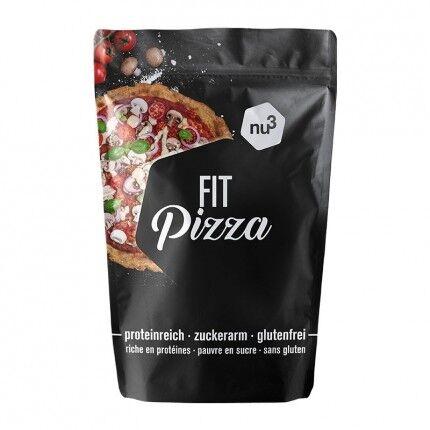 nu3 Fit Pizza  Low Carb , préparation pour pâte