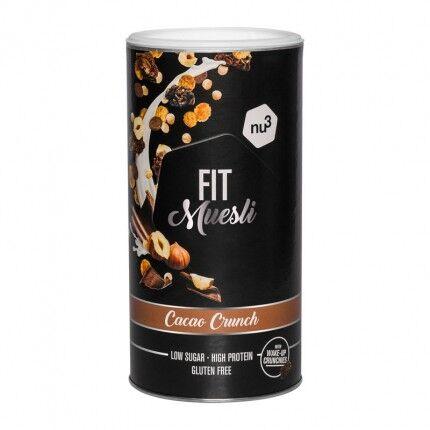 nu3 Fit Protein Muesli, Cacao Crunch