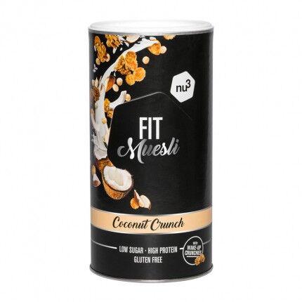 nu3 Fit Protein Muesli, Coconut Crunch
