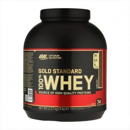 Optimum Nutrition, Protéine 100% Whey Gold Standard, double chocolat, poudre