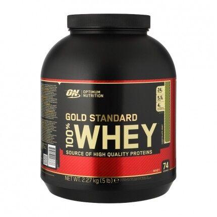 Optimum Nutrition, Protéine 100% Whey Gold Standard, chocolat-menthe, poudre