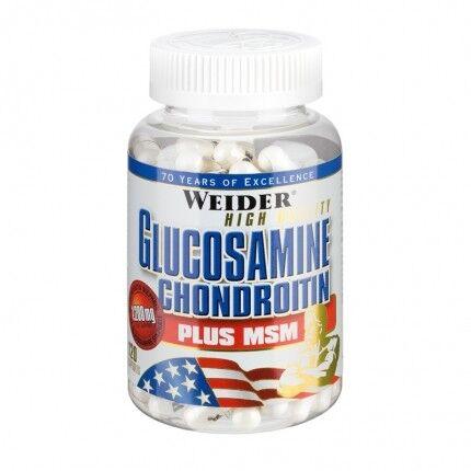 Weider, Glucosamine Chondroitin + MSM