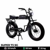 Super 73 Vélo électrique Super 73 SG classic