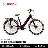 GRANVILLE Vélo électrique E-EXCELLENCE 30 - Granville - Bordeaux