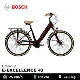 GRANVILLE Vélo électrique E-EXCELLENCE 40 - Granville - Bordeaux