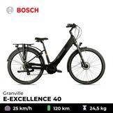 GRANVILLE Vélo électrique E-EXCELLENCE 40 - Granville - Noir