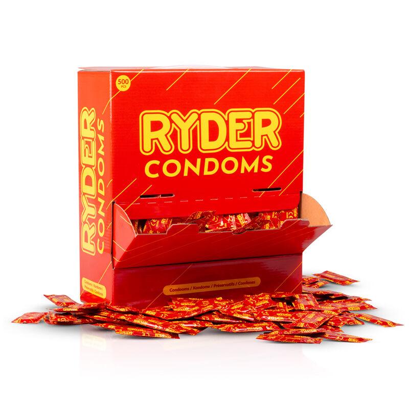 Ryder Préservatifs Ryder - 500 pièces.