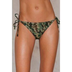 NA-KD Swimwear Triangle Panty - Multicolor