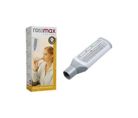 Depots Gener Pharma Rossmax Peak Flow Debimetre Pf120