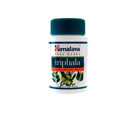 HIMALAYA HERBALS Himalayas Herbes pures triphala 60caps