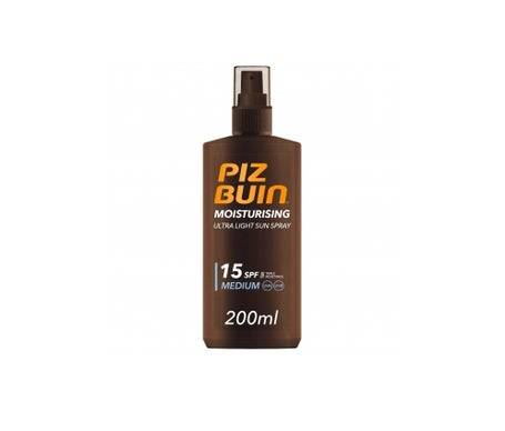 Piz Buin™ Ultra Light SPF 15+ Spray 200 ml