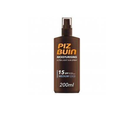 Piz Buin™ Ultra Light SPF 15+ Spray 200 ml
