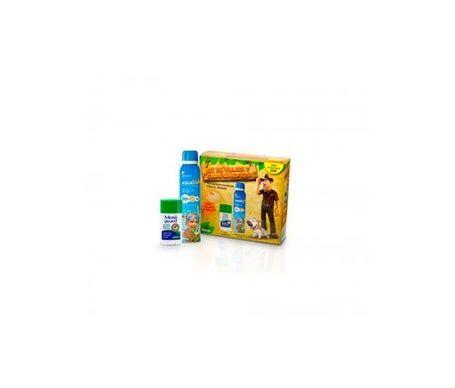 protextrem® Protextrem™ pack Aqua Kids SPF50+ 150ml + Mosiguard Répulsif anti-moustiques