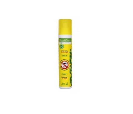 Mousticare Spray Familial Anti moustiques Peau