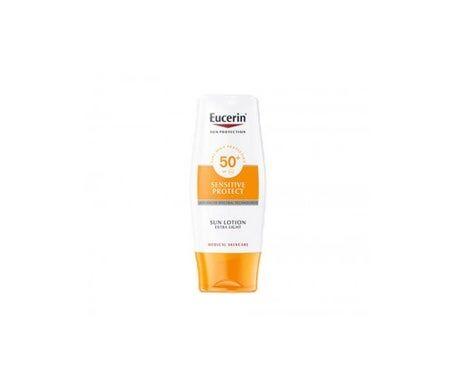 EUCERIN Lotion solaire Eucerin Sun Protection 50+ Extra Light Setion