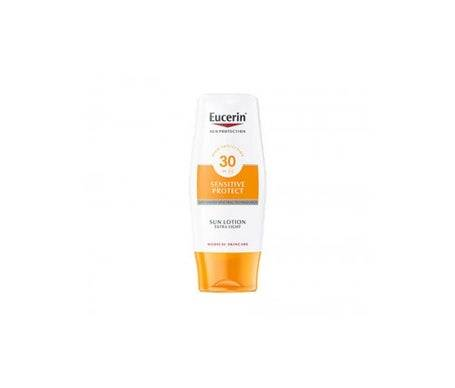 Eucerin Sun Extra Light Fps30 150ml + Lotion pH5 200ml