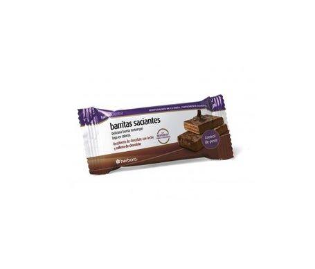 Herbora Herbora Herbopuntia Tablettes de chocolat 1ud