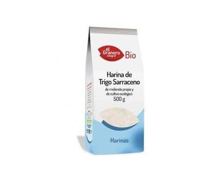 EL GRANERO Granero Alimentacion Farine de Blé Sarrasin Bio 500g