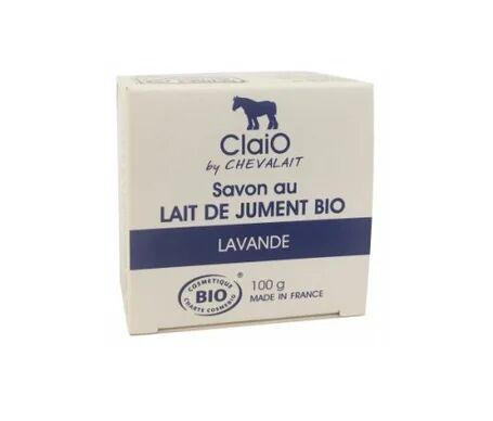 Chevalait Savon Au Lait De Jument Bio Pain De 100 Grammes · La Lavande