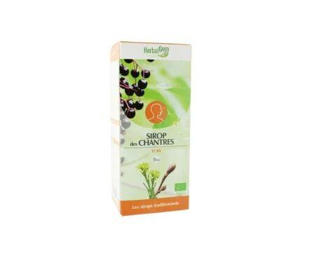 Herbalgem Sirop des Chantres Bio 150ml
