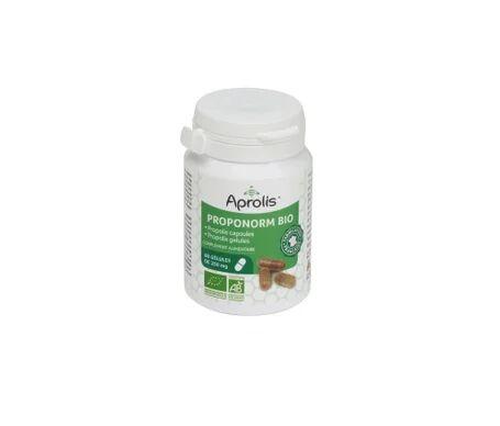 Aprolis Proponorm Bio 60 gélules