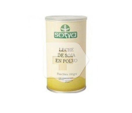 Sotya lait de soja en poudre saveur vanille 550g