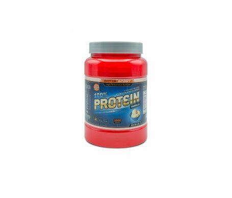 Sotya proteóna de soja 100% vainilla 1kg