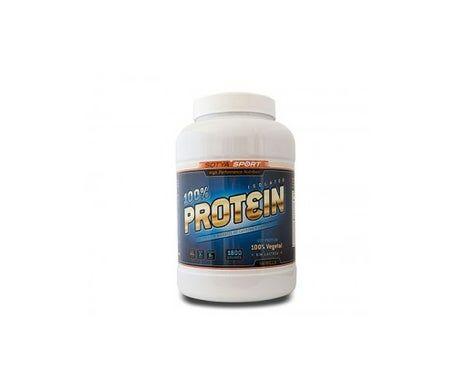 Sotya proteóna de soja 100% vainilla 1,8kg