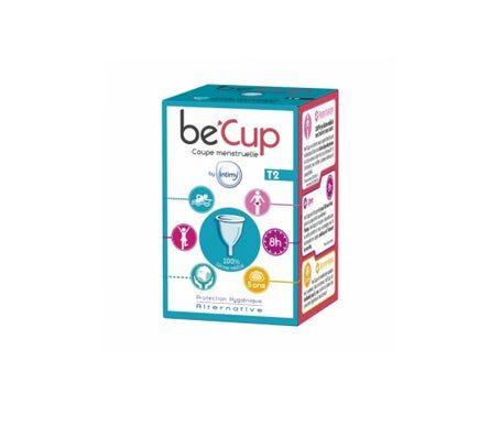 Intimy Be'Cup Coupe Menstruelle Taille 2 - 1 Unité