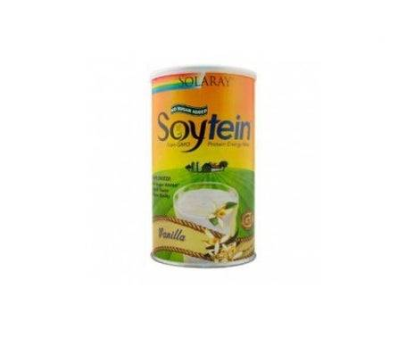 Solaray Soytein vanille de soja 400g