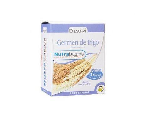 Drasanvi germe de blé 500mg 90 perles