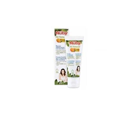 Nuby All Natural crème de lanoline mamelon 30g