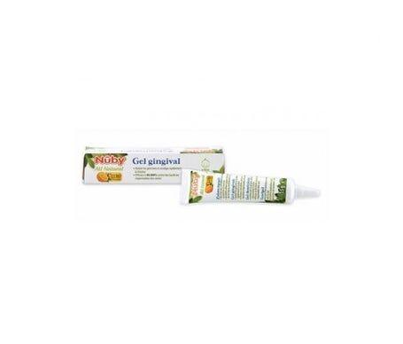 Nuby All Natural Teething Gel 15g