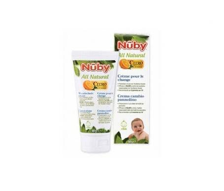 Nuby Crème pour couches Nuby All Natural 120g