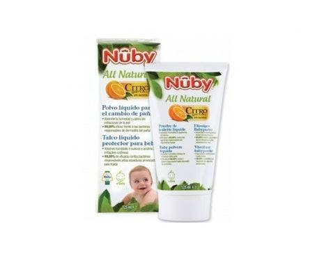 Nuby All Natural cream powder 125ml