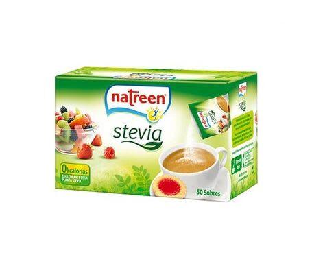 Natreen Stevia 50 enveloppes