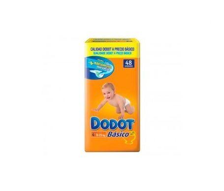 Dodot Basic couche-culotte T-4 48 pcs