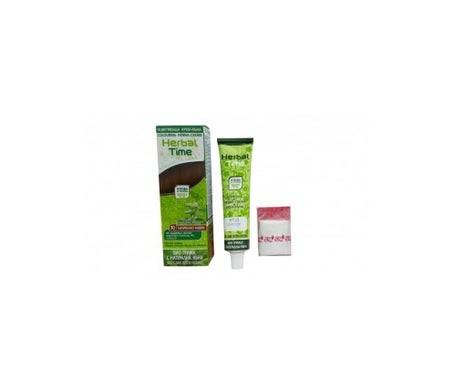 Herbal Time Teinture à base de plantes Couleur Henné Brun Naturel 10