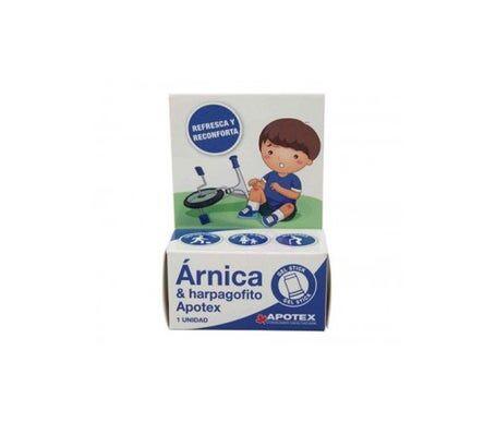 Apotex Harpagophyte & Arnica Gel Stick 4.5G
