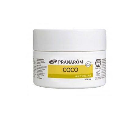Pranarôm Pranarom Huile Végétale de Noix de Coco 100% Bio 100ml