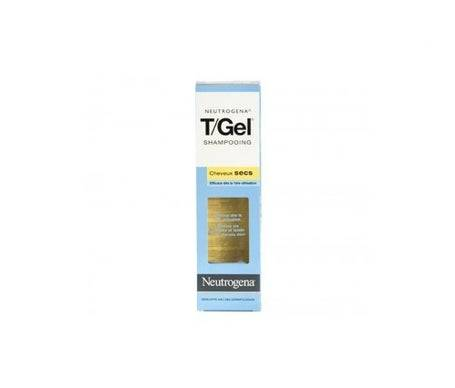 Neutrogena® Neutrogena T/Gel Shampooing Cheveux Secs antipelliculaire 250ml