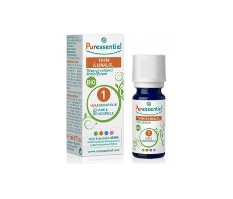 Puressentiel Huile Essentielle Thym Linalol Bio 5ml