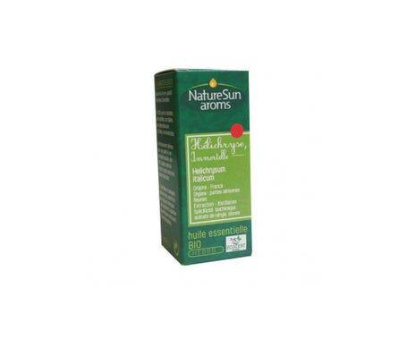 Vitasnack Nature Sun Huile essentielle helichryse immortelle 5 ml