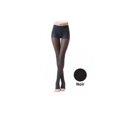 Sonalto Sigvaris Diaphane Classe 2 Collant Femme Microfibre Noir Taille S Hauteur Normale