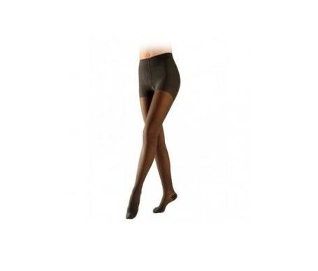 Sonalto SIGVARIS DIAPHANE Collant semi-transparent contention classe 2 Couleur - Chocolat, Taille - Small S, Hauteur - Long