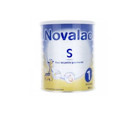 Novalac Lait Satiété 1er Âge 800g